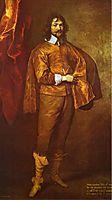Arthur Goodwin, M.P. (oil on canvas), dyck