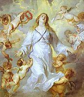 The Assumption of the Virgin, 1627, dyck