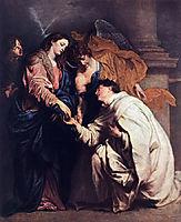Blessed Joseph Hermann, 1629, dyck