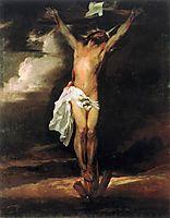 Crucifixion, c.1622, dyck