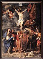 Golgotha, 1630, dyck