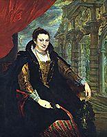 Isabella Brandt, 1621, dyck