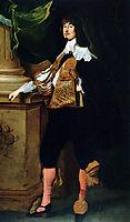 Johan Oxenstierna, dyck