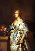 Lady Borlase, 1638, dyck