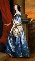 Lady Lucy Percy, dyck