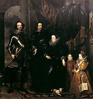 The Lomellini Family, 1627, dyck