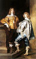 Lord John and Lord Bernard Stuart, c.1638, dyck