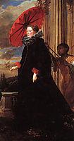 Marchesa Elena Grimaldi, 1623, dyck
