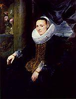 Margareta Snyders, c.1620, dyck