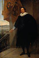 Nicolaes van der Borght, Merchant of Antwerp, 1627-1632, dyck