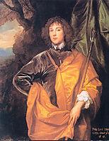 Philip, Fourth Lord Wharton, 1632, dyck
