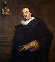 Pieter Stevens, dyck
