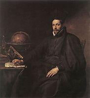 Portrait of Father Jean-Charles della Faille, S.J., 1629, dyck