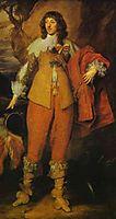Portrait of Henri II de Lorraine, Duc de Guise, 1634, dyck