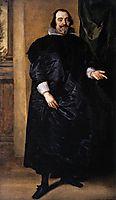 Portrait of Joost de Hertoghe, c.1635, dyck