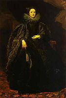 Portrait of Marchesa Balbi, 1627, dyck