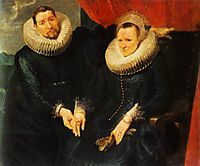 Portrait of a Married Couple, dyck