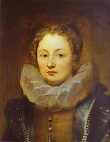Portrait of a Noblewoman, 1622, dyck