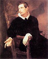 Portrait of Virginio Cesarini, 1623, dyck