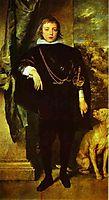 Prince Rupert von der Pfalz, 1632, dyck
