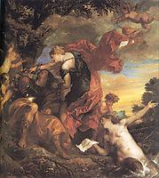 Rinaldo and Armida, 1629, dyck