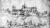 Saint Mary-s Church at Rye, England, 1634, dyck