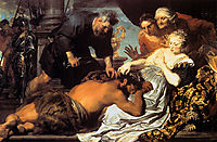 Samson and Delilah, 1620, dyck