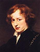 Self portrait, 1614, dyck