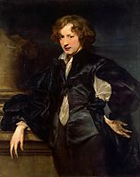 Self Portrait, 1623, dyck