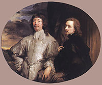 Sir Endymion Porter and the Artist, 1632-1641, dyck