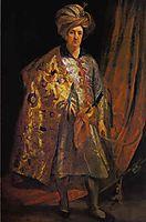 Sir Robert Sherly, 1622, dyck