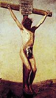 The Crucifixion, 1880, eakins