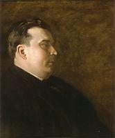 The Honorable John A. Thorton , 1903, eakins