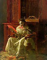 Kathrin, 1872, eakins