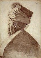 Man in Turban , eakins
