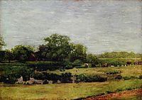 The Meadows, Gloucester, 1882-1883, eakins