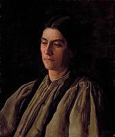 Mother (Portrait of Annie Williams Gandy) , c.1903, eakins