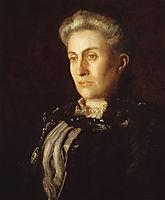 Mrs Richard Day , eakins