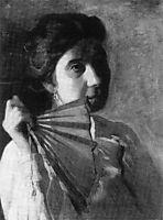 Portrait , eakins
