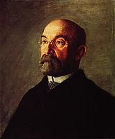Portrait of Adam S. Bare  , 1903, eakins