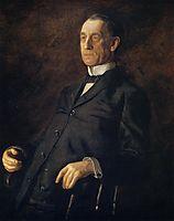 Portrait of Asburyh W. Lee, 1905, eakins