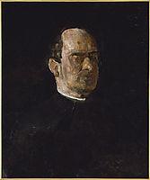Portrait of Dr. Edward Anthony Spitzka, c.1913, eakins