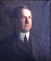Portrait of Frank Lindsay Greenwalt, 1903, eakins