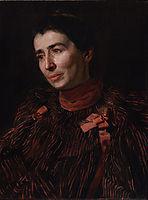 Portrait of Mary Adeline Williams, c.1900, eakins