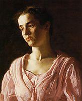 Portrait of Maud Cook, 1895, eakins