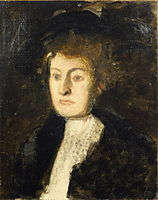 Portrait of Miss Mary Perkins  , c.1902, eakins