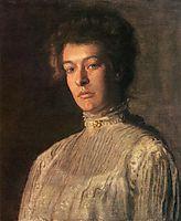 Portrait of Mrs. Kern Dodge (Helen Peterson Greene), 1904, eakins