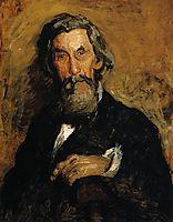 Portrait of William H. MacDowell, 1891, eakins
