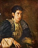 Signora Gomez d-Arza, 1902, eakins