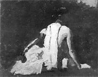 Study for an Arcadian, 1910, eakins